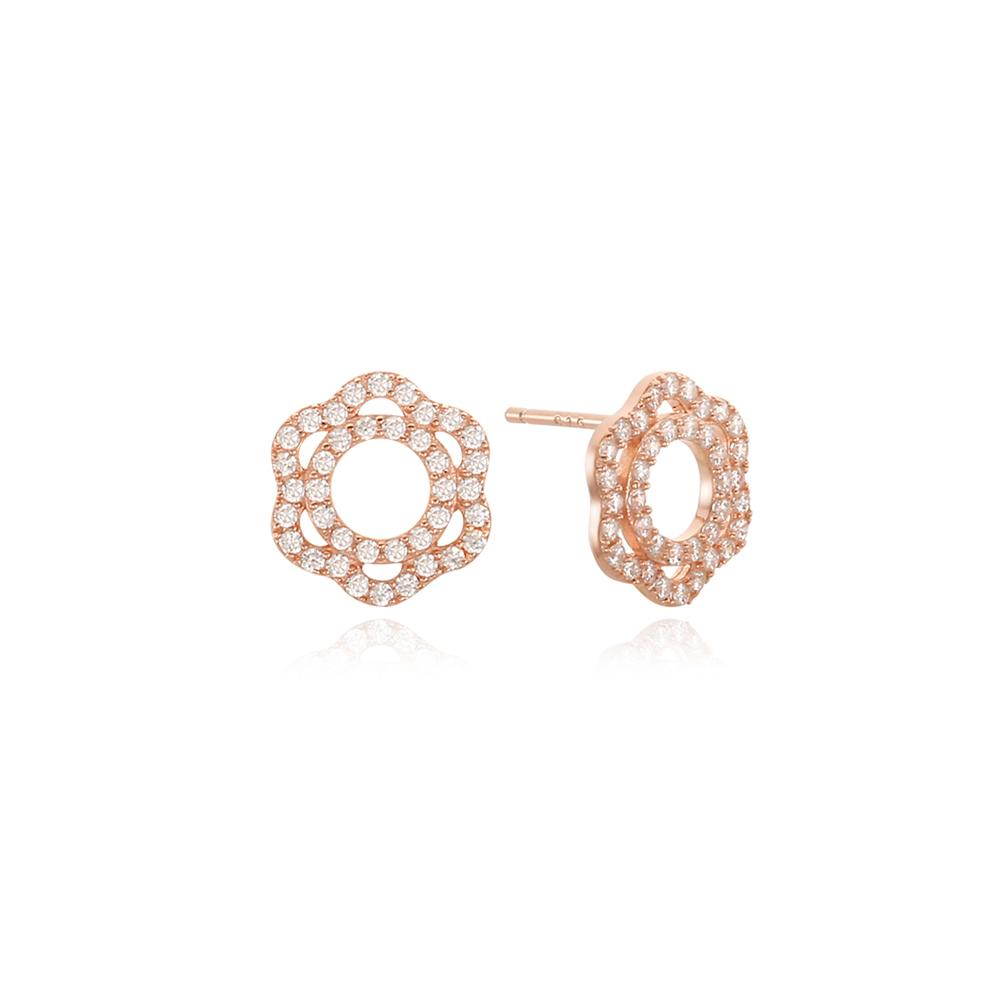 [Silver925] 피크닉꽃 귀걸이