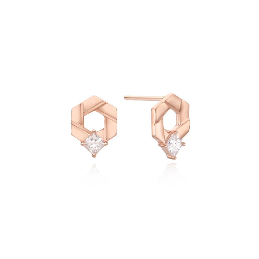 [Silver925] 사랑의 편지 귀걸이