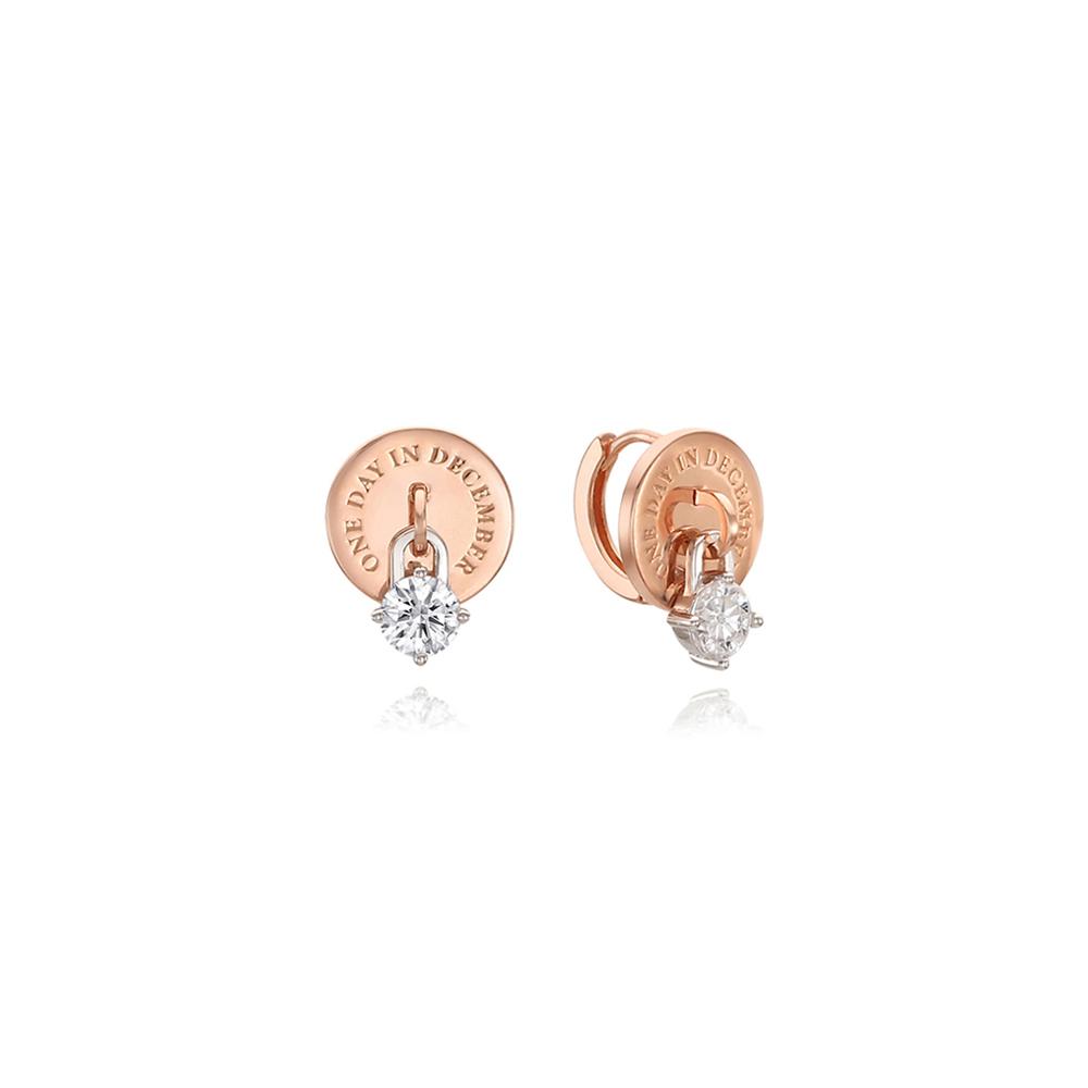 [Silver925] 12월의어느날 귀걸이